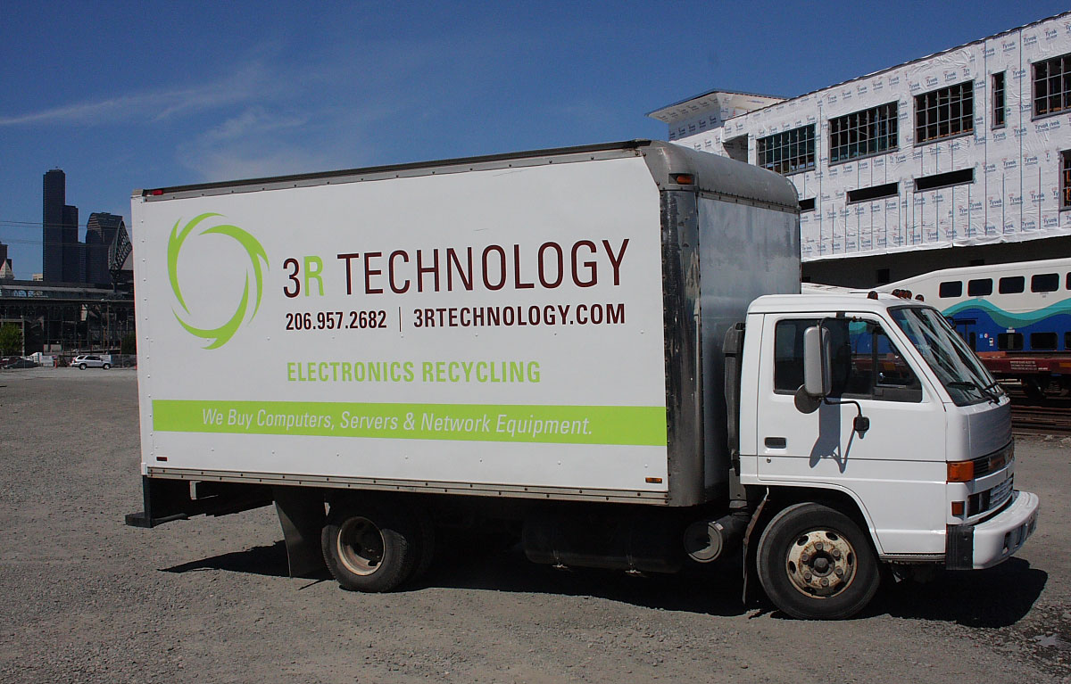 3R Technology Logistics Service