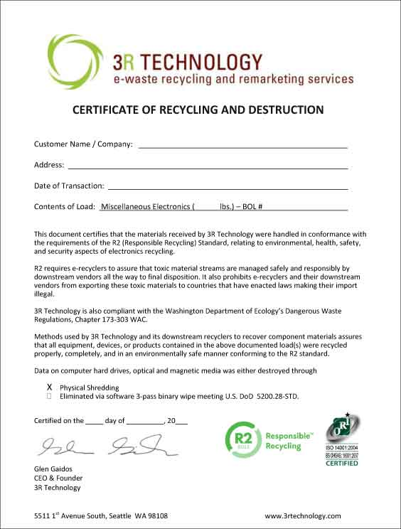 3R_Destruction_Certificate_